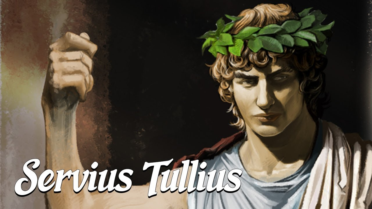Servius Tullius: The Tragic King of Rome (Ancient Rome Explained)
