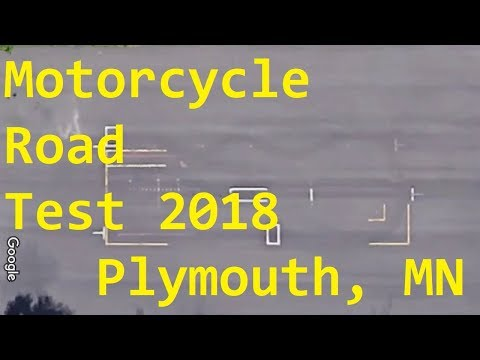 Motorcycle Road Test - Plymouth, MN 2018 - YouTube