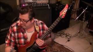 How to play Too Fast For Love by Motley Crue on guitar by Mike Gross
