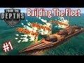 Building The Fleet 1 Beginner Ship Cram Torpedo Ship From The Depths mp3