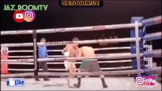 #boxing Муроджон Ахмадалиев Янги жанги 27.04.2019