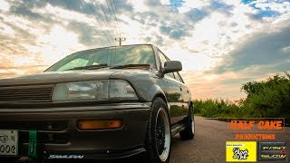 Episode 5 | Toyota Corolla AE 90  | Season 1 | Fast And Slow | Half Cake Productions | 2017 |
