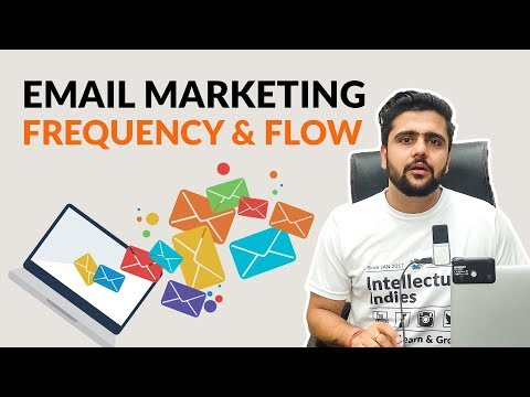 Email Database Categorisation | Frequency And Flow | Hindi | Email Marketing | Digital Marketing