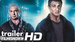 ESCAPE PLAN 3: THE EXTRACTORS (2019) Trailer   Sylvester Stallone, Dave Bautista Action Movie