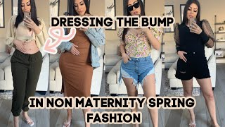 SPRING FASHION HAUL & TRENDS: 18 WEEKS PREGNANT!