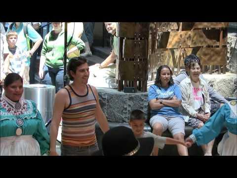 Choctaw Festival Day 2 -  Social Dances 2