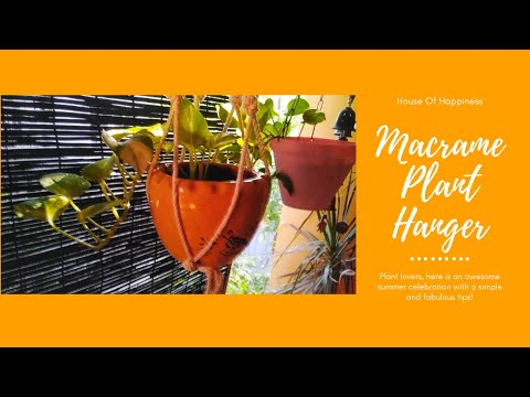 macrame-plant-hanger-|-diy-plant-hanger-|-rope-plant-hanger-|-5-minute-macrame-planter|-lockdown-diy