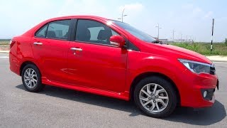 2016 Perodua Bezza 1.3 Advance Start-Up and Full Vehicle Tour