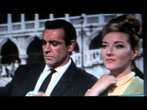 From Russia with Love-Canal Scene-1963