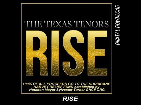 The Texas Tenors: RISE for Hurricane Harvey Relief