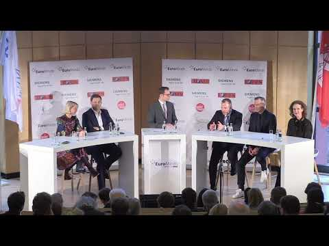 "EuroMinds 31.01.2020, 3. Panel ""Arbeit & Bildung"""
