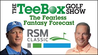 The TeeBox Fearless Fantasy Forecast: The 2020 RSM Classic