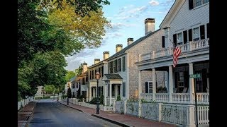 Tour Martha's Vineyard Edgartown, Massachusetts