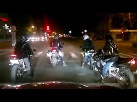 Feel of danger - On the road