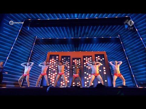 The Full Monty - Laat je gaan   Musical Awards Gala 2018