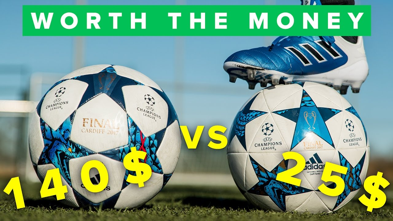 online store 9ca42 40d96 25$ vs 140$ FOOTBALL - BETTER?!