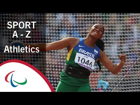 Paralympic Sports A-Z: Athletics