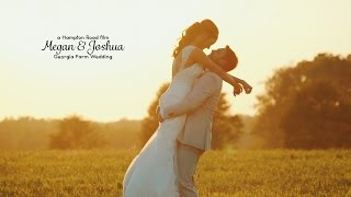 Beautiful, Emotional, Rustic Georgia Farm Wedding // Megan & Joshua