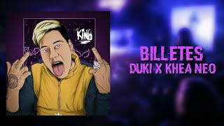 Duki x Khea x Neo Pistea - Billetes (Video Lyrics)