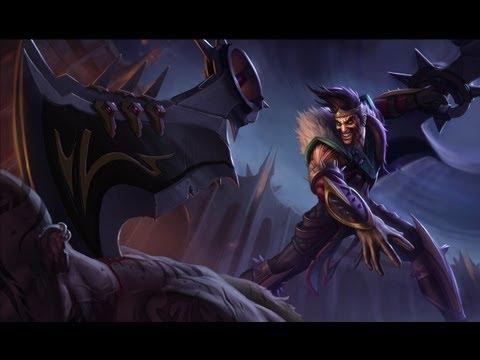 Draven: Art Spotlight | League of Legends