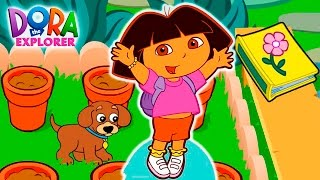 Dora The Explorer: Dora's Magical Garden.  Games.