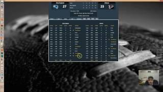 exciting finish super bowl l1 51 q4 2016 patriots vs falcons sim sat football game