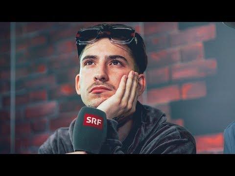 """Analyse: Yung Hurn zerstört Reporter """"Das verstörende Interview"""" am Openair Frauenfeld - Mois"""