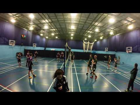 Men's Volleyball: Stirling University vs Robert Gordon University 2015/16