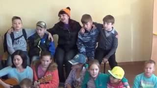 """Минута славы - 2016. Выступление 5 """"А"""" класса"""