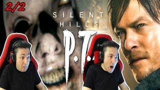 Τα κάνω πάνω μου 2: Το τέλος! P.T. (Silent Hills) 2/2 | Internet4u