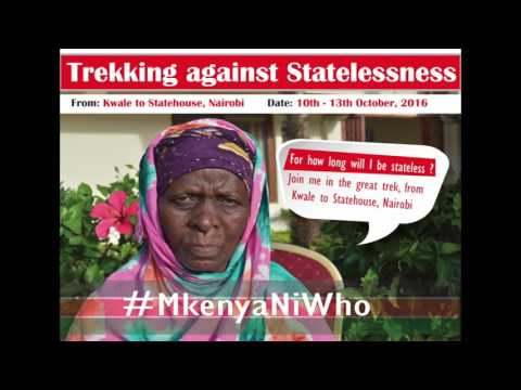 Radio Citizen; Jambo Kenya Radio talk Show on Tekking Against Statelessness