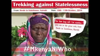Radio Citizen; Jambo Kenya Radio talk Show on Tekking Against Statelessness