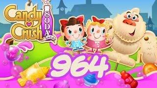 Candy Crush Soda Saga Level 964