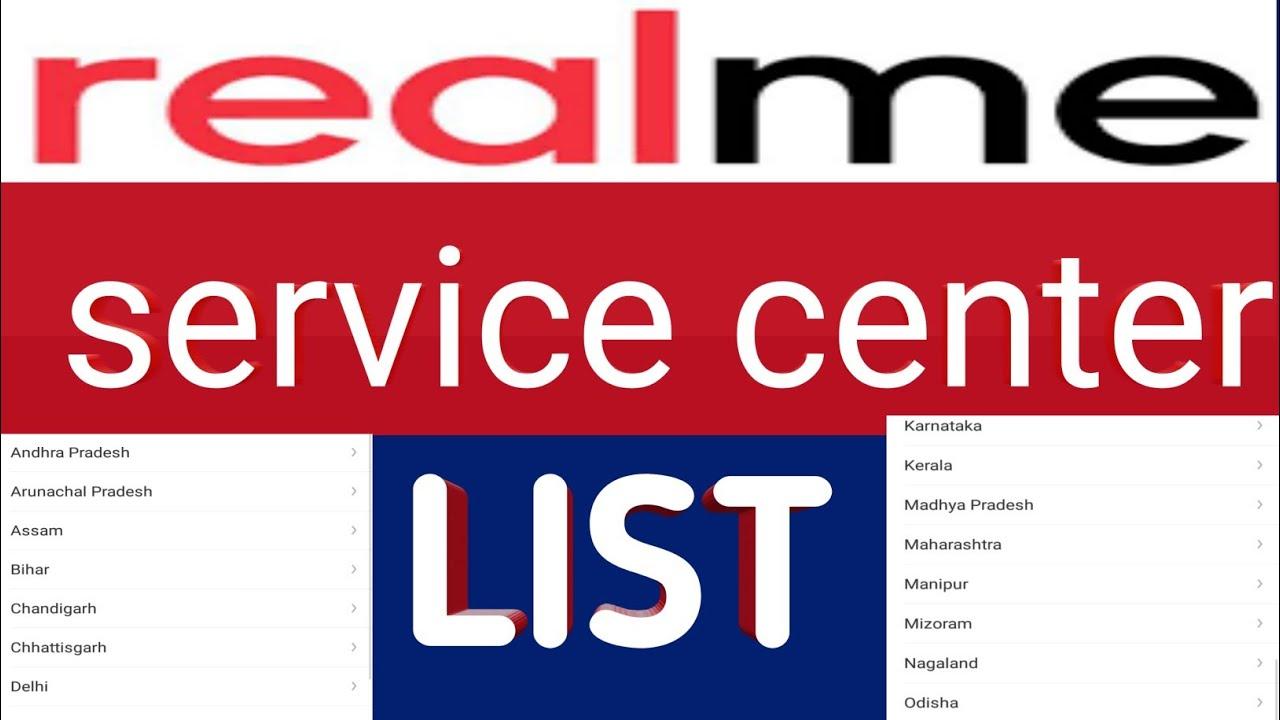 Realme Service Center Ada