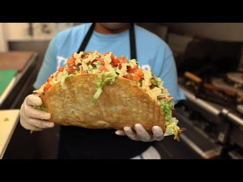 Doug Podell – The Doc of Rock Blog - Would You Take on This 4-Pound Taco