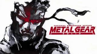 メタルギアソリッド1のエンディングテーマ MGS4(ACT4だっけ?...