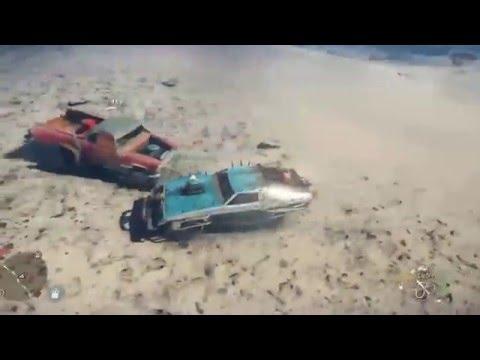 Mad Max Magnum Opus Interceptor Vs Convoy
