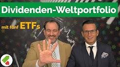 Dividenden-Weltportfolio - das ETF-Special | echtgeld.tv (28.11.2019)