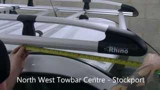 Rhino Aluminium Roof Rack