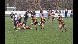Harrogate Rugby U16 vs Bradford Salem 2018