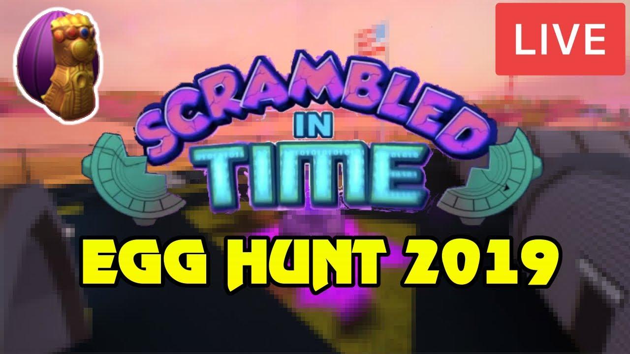 Roblox 2019 Egg Hunt Countdown
