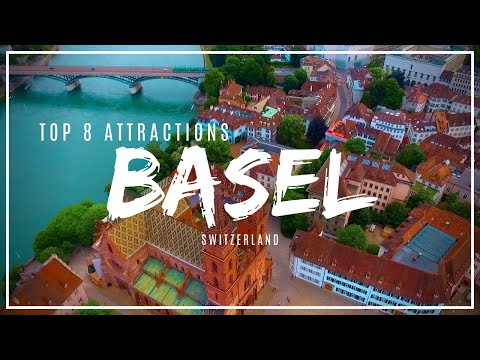 Top 8 Local Attractions: Basel