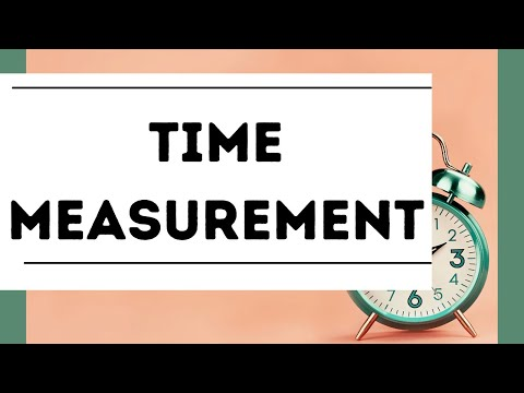 How Time is/was Measured in Yorùbá Land (Detailed Documentary)