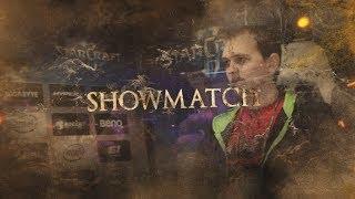 ★ ZERGTV vs MEDOED - ШОУМАТЧ | StarCraft 2 c ZERGTV ★
