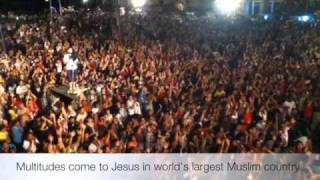 Peter Youngren presents - Pontianak Indonesia Gospel Festival - Night 4