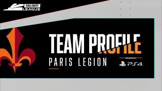 Paris Legion: Team Profile Presented by PS4