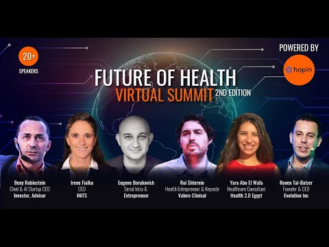 Zero Gravity Capital | Future of Health Virtual Summit