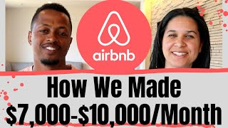 Gambar cover We Made $7,000-$10,000/Mo. Hosting on AirBnB | Our Tips for Successful AirBnB Hosting