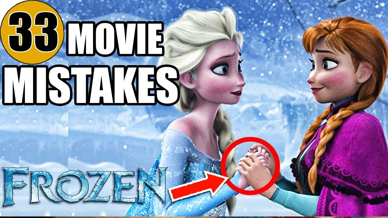 Download 33 Mistakes of FROZEN You Didn't Notice