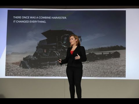 Carbon Robotics CEO says automation's future looks a lot like the combine harvester | Code 2018